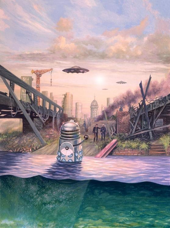 Название: Dalek_Invasion_of_Earth_by_Harnois75.jpg Просмотров: 518  Размер: 65.4 Кб
