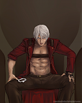 art trade  dante  by anonimalexis d5cp7b9